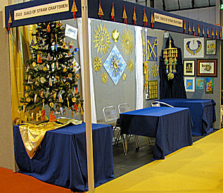 The stand at the 2009 exhibition